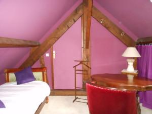 chambre napoléon estrade
