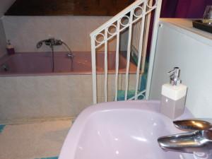 Salle de bain Napoléon