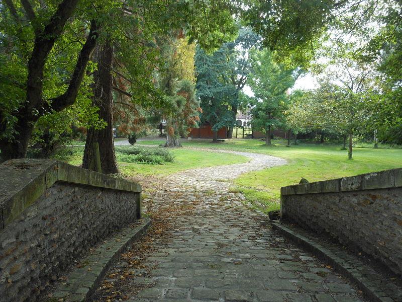 arboretum manoir du pont nature