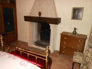 chambre rembrandt cheminee hote gallardon manoir du pont