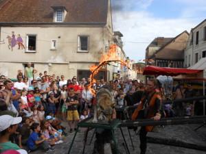 Foire commerciale et médiévale de la Saint Mathieu