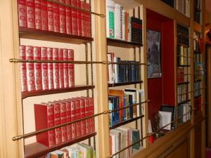 Bibliotheque Manoir du Pont